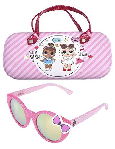 Price comparison product image KIDS SUNGLASSES – GIRLS 100% UV SUNGLASSES W BONUS FUZZY OR HANDLE CASE,  FROZEN,  MINNIE,  MOANA,  TROLLS