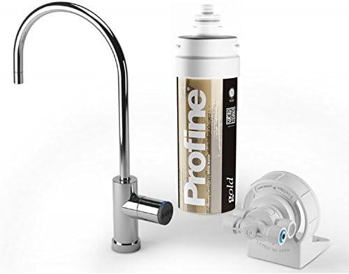 Purificador agua Profine Gold Small Kit Instalación bajo fregadero Micro filtración 0,5Micron antibacteriana: Amazon.es: Bricolaje y herramientas