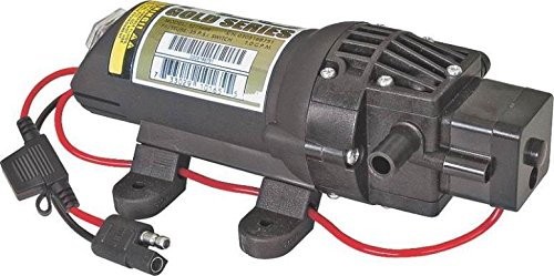 New Ag South 5275086 1.0 Gallon High-flo Duplex Diaphragm Replacement Pump 12v