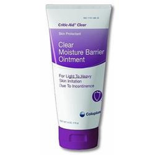 Ointment Barrier Moisture (Critic-Aid Clear Moisture Barrier Ointment 2.5 oz (71 g) Tube/Each)