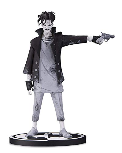 - DC Collectibles Batman Black & White: The Joker by Gerard Way Resin Statue