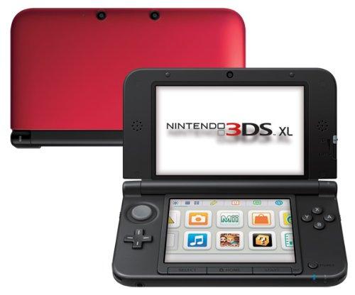 767 opinioni per Nintendo 3DS XL- Console Red, Nero + Rosso