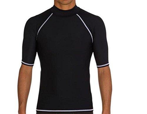 1 Gli Uomini Costume Bagno Di Del Donne Surf Solare Da E Corta Per Pengweiindumenti Manica Le Protezione IHWE29D