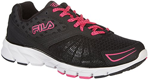 Pink Running 2 Shoes Black Womens Fila Memory Electrovolt IqwCt0n8x