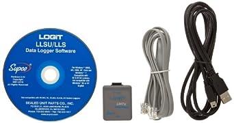 Supco LLSU LOGiT Software and USB interface