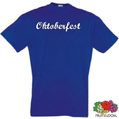 Oktoberfest di Monaco di Baviera il Wiesn T-shirt Taglia Dalla s alla XXXL
