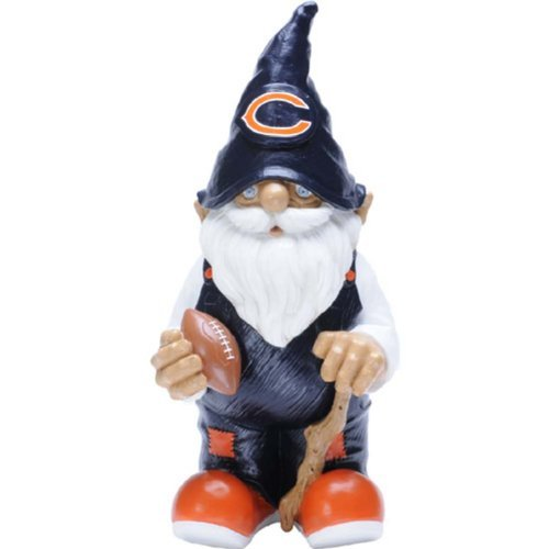 NFL Chicago Bears Garden Gnome