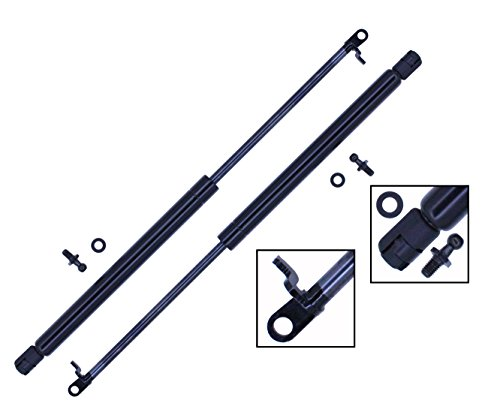 - 2 Pieces (SET) Tuff Support Trunk Lid Lift Supports 1993 To 1997 Lexus GS300