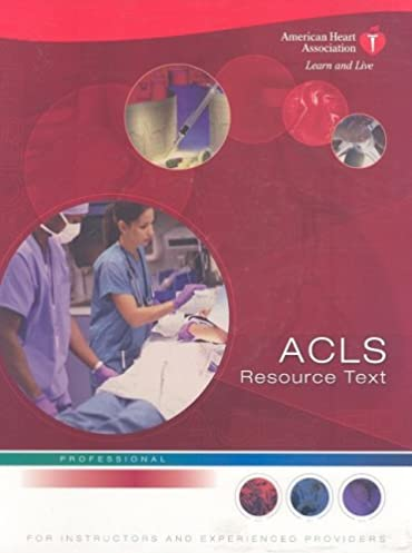 acls resource text for instructors and experienced providers john m rh amazon com Sample Instructor Manual Scholars Manual