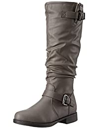 Brinley Co Women's Sunny WC Riding Boot