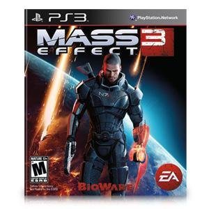 Mass Effect 3 from Electronic Arts