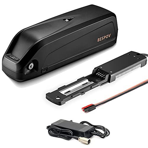 BESPOV Hailong E-Bike Li-ion Lithium Batterij Elektrische Fietsen 2A USB (36V15Ah)