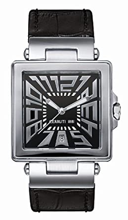 89ed3bd1a5 Buy Cerruti Men's CT64311X103012 Watch Online at Low Prices in India ...