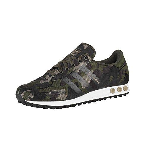 official site free shipping nicekicks adidas Trainer Weave - S79213 Black-green-brown JYLlCN6WU