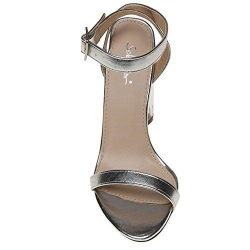 Solesister Chaussures Femme Metallic Fran Solesister Fran 5BqOzz