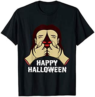 Happy Halloween | Trick Or Treat Happy Halloween T-shirt | Size S - 5XL