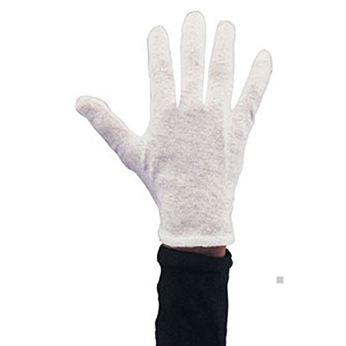Dark Magician Girl Costumes (White Cotton Gloves Adult Size Parade Santa Claus Clown Magician Costume Acsry)