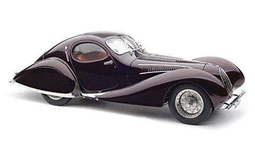 Aubergine Fiagoni et Falaschi CMC-Classic Model Cars Talbot Lago T150C Teardrop Coupe