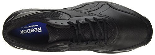 Reebok Herren Work N Cushion 2.0 Sneakers Schwarz (Black/Black)