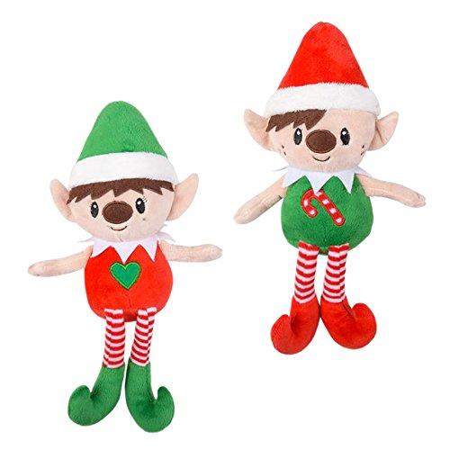 Elf Plush Christmas Stuffed Toys 9
