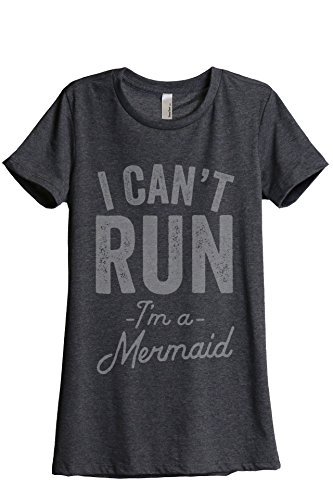 Thread Tank Mermaid Fashion Charcoal product image