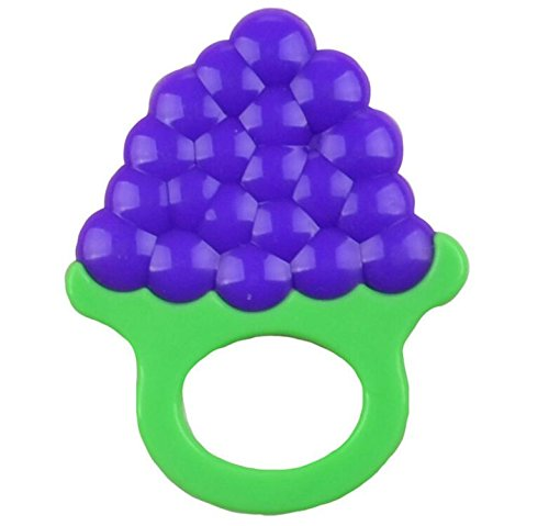 baby chew toy grapes - 5