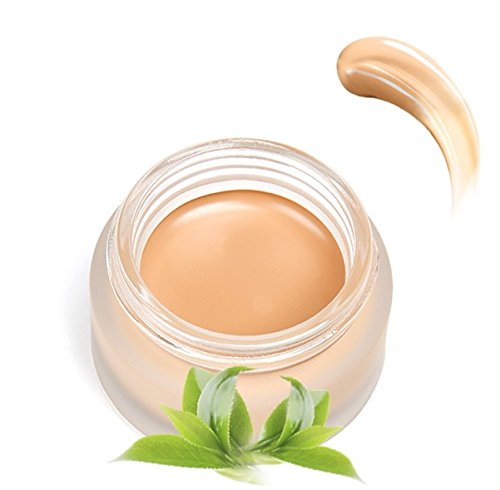 Waterproof Invisible Pores Wrinkle Concealing Blemish CreamPerfect Cover Concealer Cream Makeup Face - Armani Giorgio London Store
