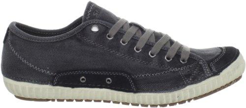 Skechers OdesaGoredo 63246 - Zapatillas de lona para hombre Plateado