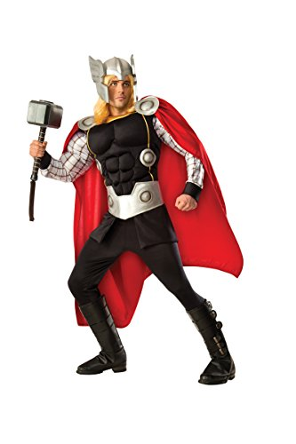 Rubie's Costume Co Men's Marvel Universe Grand Heritage Collector Thor Costume