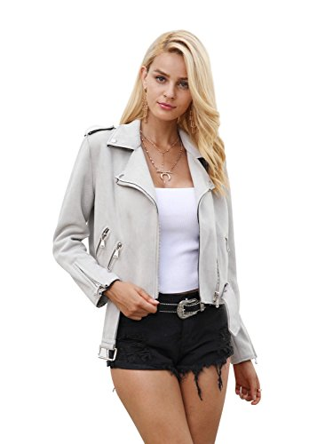 Ladies Soft Leather Jackets - 9