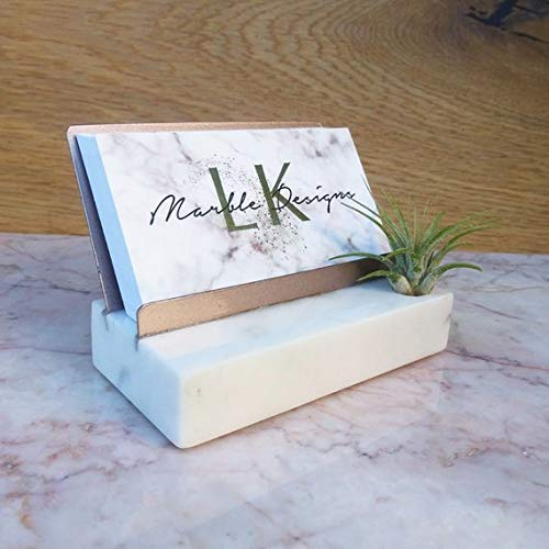Amazon Rose Gold Marble Office Desk Decor For Women Business