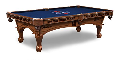 (Holland Bar Stool Co. Tulsa 8' Logo Pool Table)