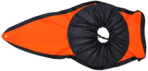 Folbot Spray Deck and Skirt for Folbot Yukon Model Folding Kayaks, Orange - Folbot Kayak Yukon