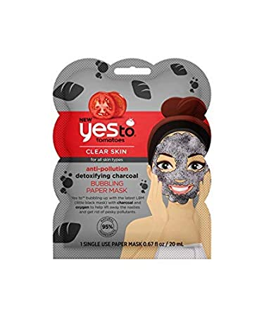Image result for yes to face mask bubbling mas
