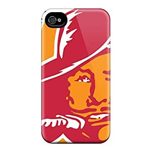New Arrival Case Specially Design For Iphone 4/4s (tampa Bay Buccaneers)