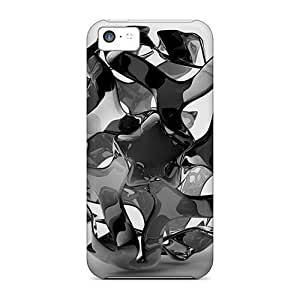 Bernardrmop Fashion Protective Sphere 60 Case Cover For Iphone 5c by icecream design
