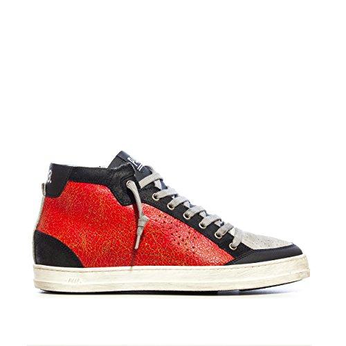 Rot Sneaker rot Sneaker Rot rot P448 Sneaker Herren Herren Rot rot Herren P448 P448 P448 wH4OqA