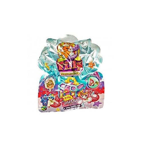 Filly Mermaids Sammlung Figuren giftbag Glitter Edition 12 Stk