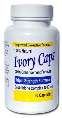 Ivory Caps - Maximum Potency 1500 mg Glu