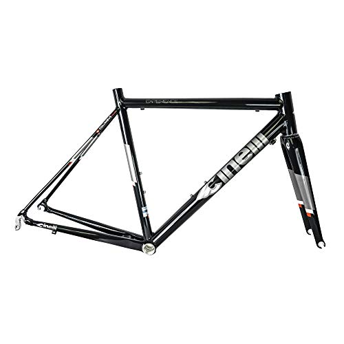 Cinelli Experience Road Frameset - Gray - Large ()