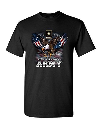 United States Army T-Shirt Bald Eagle Army Strong
