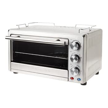 Amazon Com Wolfgang Puck Toaster Oven Broiler With