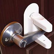 Jolik Door Lever Lock (2 Pack) Child Proof Doors & Handles 3M VHB Adhesive - Child Sa