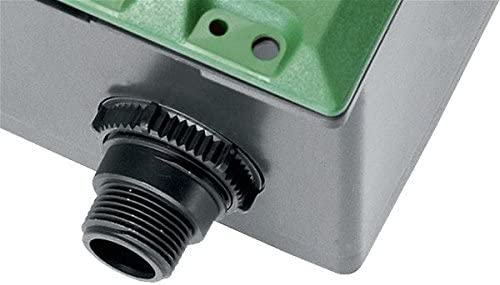 Gardena G1257-20 Arqueta pre-montada v/ías para colocar 3 electrov/álvulas de 9 /ó 24 V Est/ándar