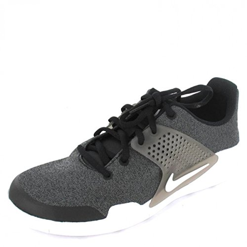 Musta Nike Miesten Voimistelu Arrowz Kengät Tummanharmaa Valkoinen f4IqR4