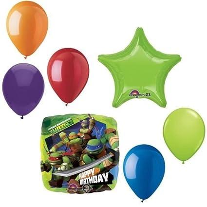 Amazon.com: CakeDrake Teenage Mutant Ninja Turtles TMNT ...