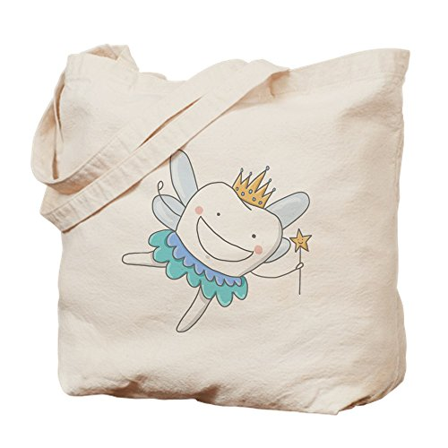 Tote CafePress Bag Cloth Tooth Fairy Natural Bag Canvas Shopping YrwIOr8xq