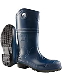 Dunlop 8908603 DURAPRO Boots with Safety Steel Toe, 100% Waterproof Polyblend PVC Material, Comfortable DURAPRO Energizing Insoles