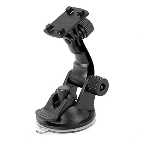 Replacement Car GPS Mount, ADiPROD Windshield Dashboard Suction Mounting Pedestal for Car GPS ...