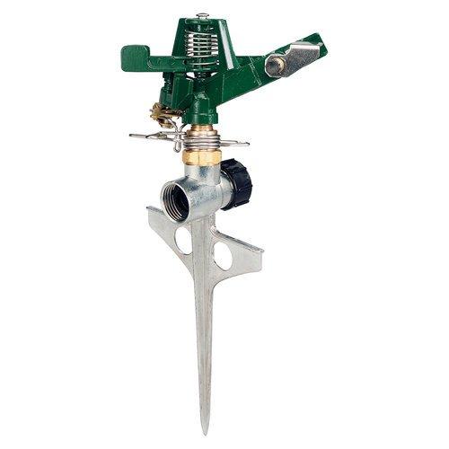 Orbit Metal Impact Sprinkler on Metal T-Spike